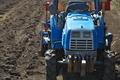 [トラクター][農耕車][耕作地][圃場][後閑丘陵]トラクター