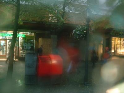 雨のグランビル・ストリート