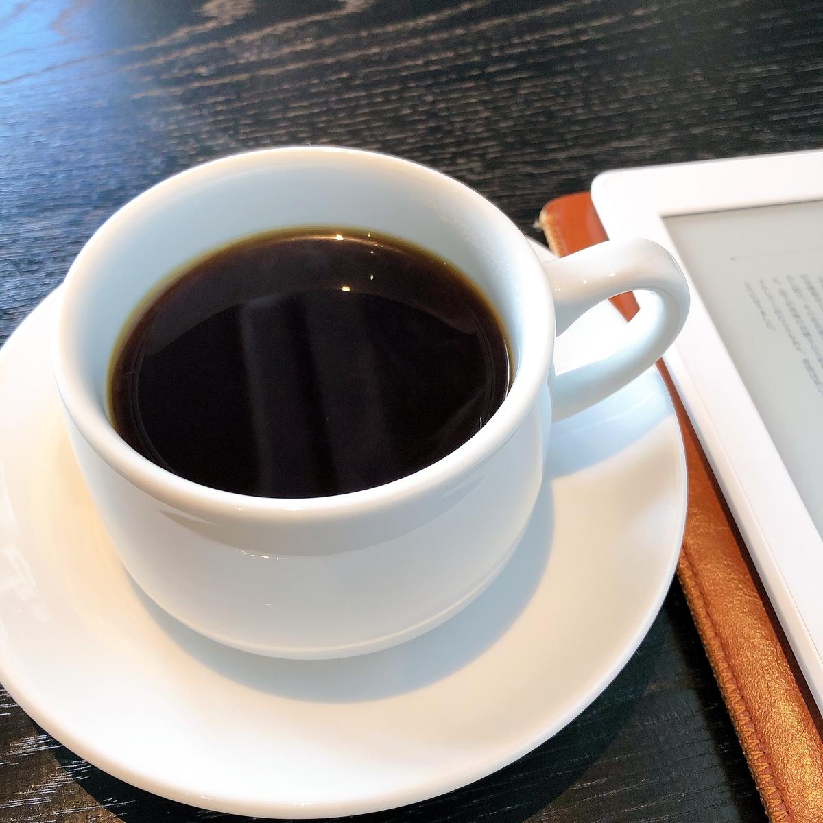 POE COFFEEの朝陽