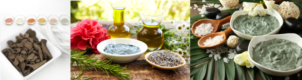 クレイ洗顔のやり方や効果とクレイの種類