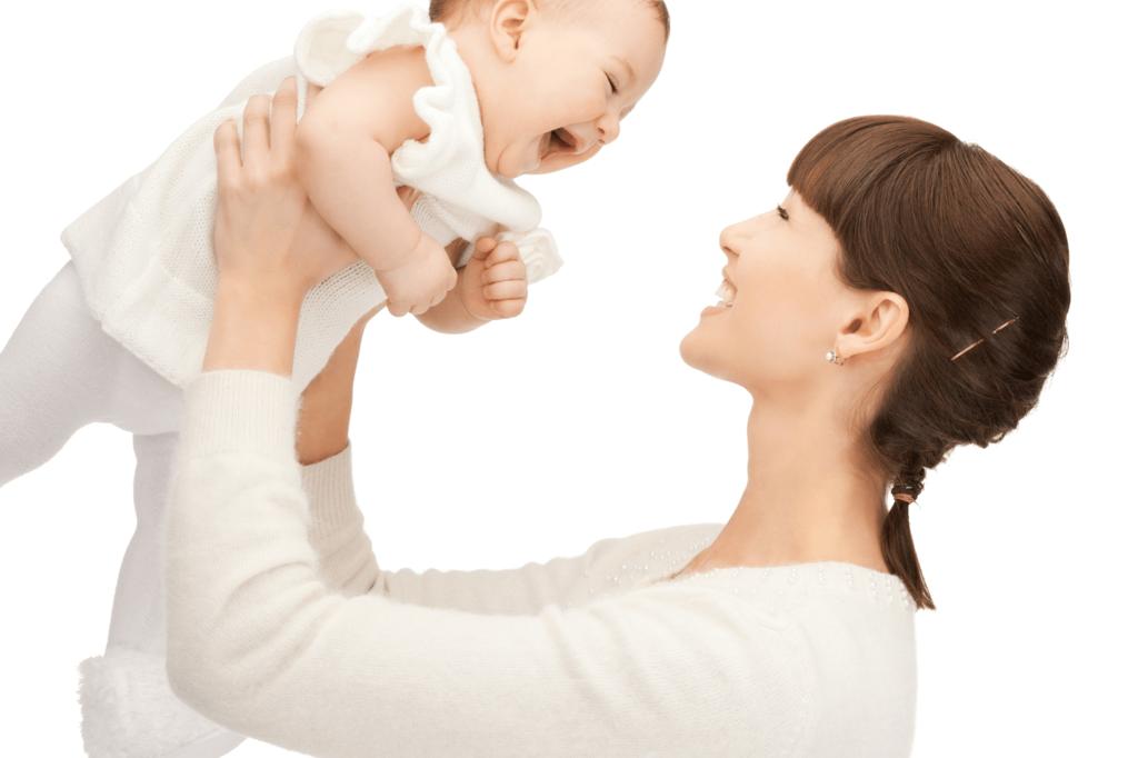 赤ちゃんスキンシップ効果