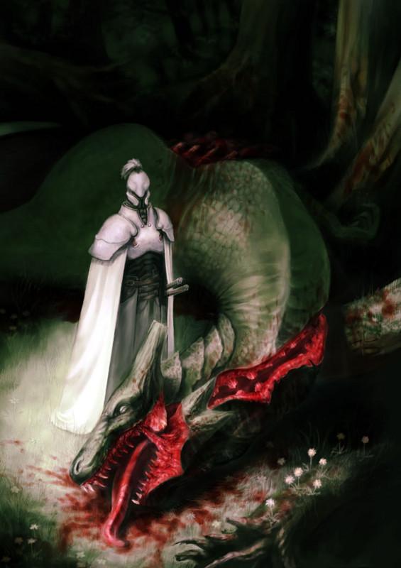 個別「[幻獣]竜殺しの白騎士」の...