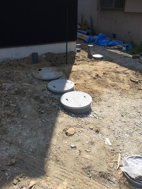 浄化槽設置