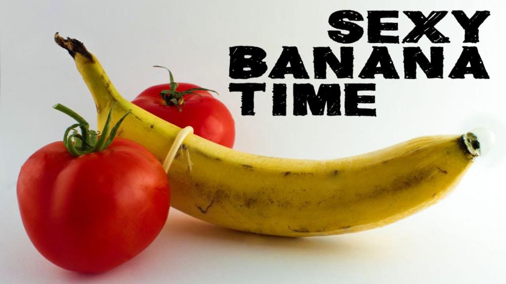 性欲 バナナ