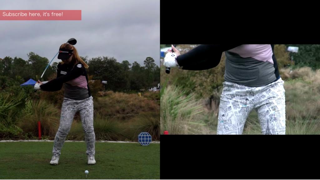 ゴルフの秘訣 – クラブヘッドラグ