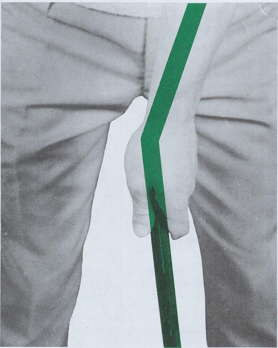 第八章 インパクトを通じた左腕によるフォワードスイング(その3)