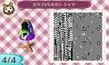 [どうぶつの森]カラスVSカカシ シャツ 4/4