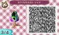 [どうぶつの森]カラスVSカカシ シャツ 3/4