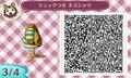 [どうぶつの森][MOTHER][任天堂]リュックつき ネスシャツ3/4