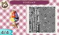 [どうぶつの森][マリオ][任天堂]マリオシャツ4/4