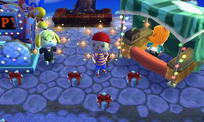 正月の広場2
