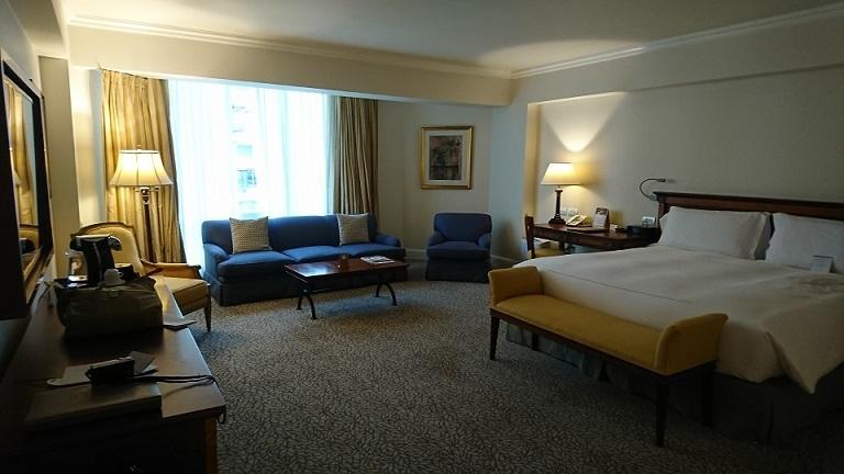 リマのベルモンドホテル