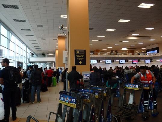 リマの空港