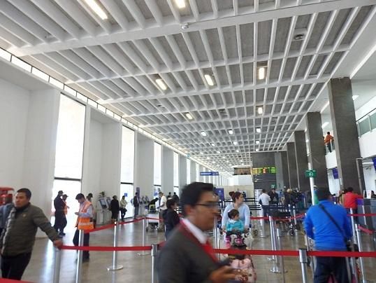 クスコ空港