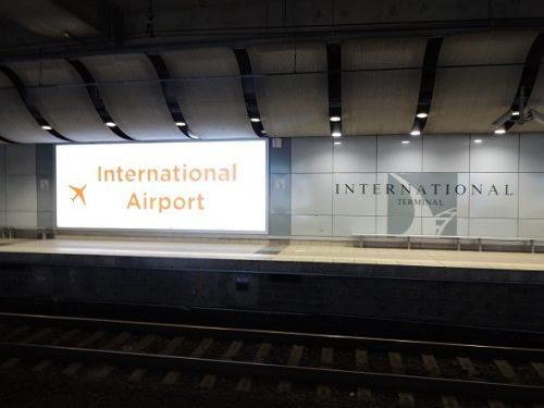 シドニー国際空港駅