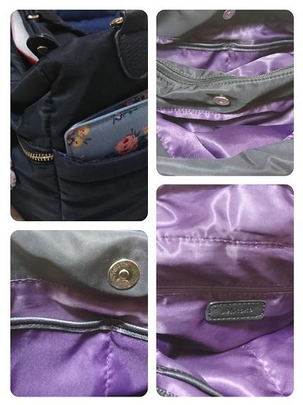 丸井ブランドの旅行バッグ