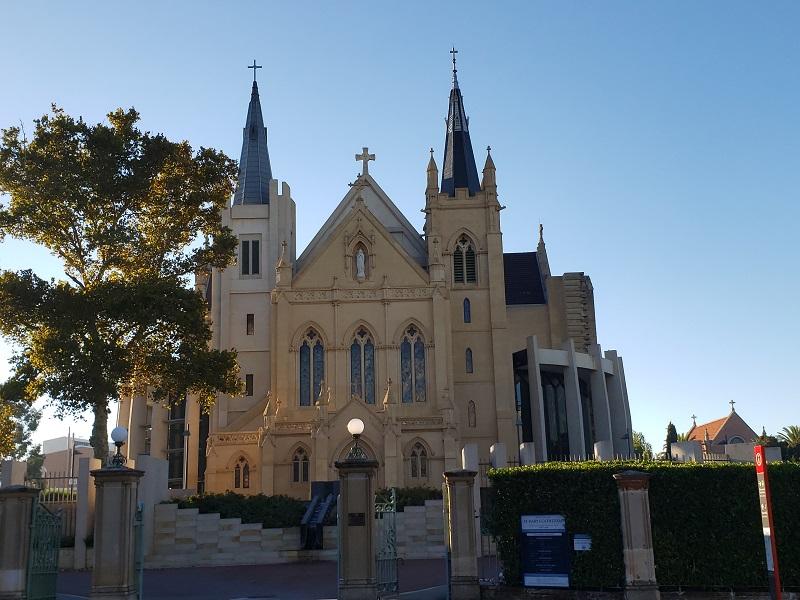 セントメアリーズ大聖堂