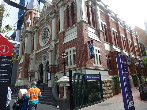 トリニティー教会