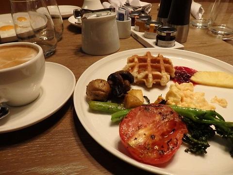 朝食のチョイス