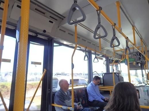 キャットバス内部