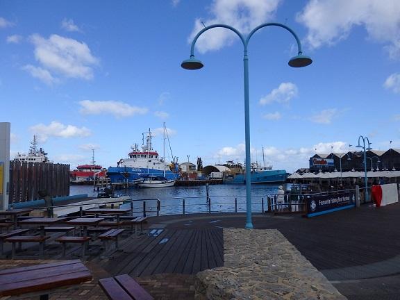 フリーマントル漁港