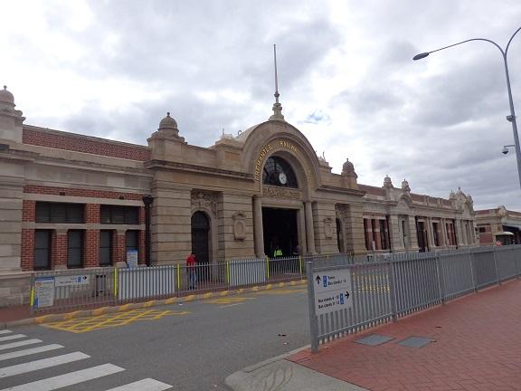 フリーマントル駅