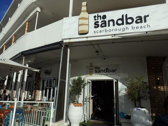 the sandbar外観