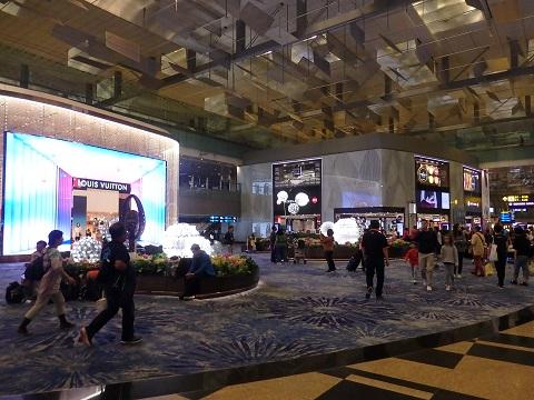チャンギ空港ターミナル3