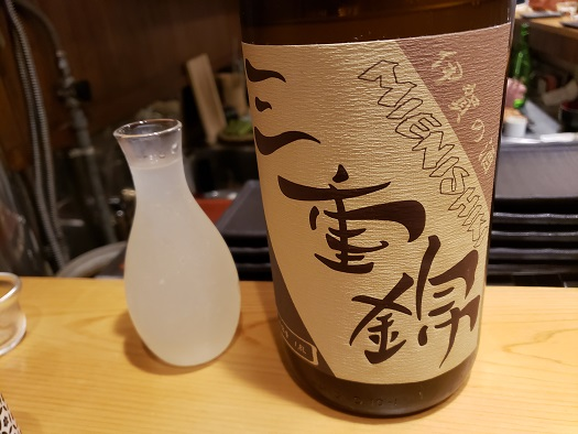 純米酒三重錦