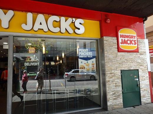 Y jack's店舗