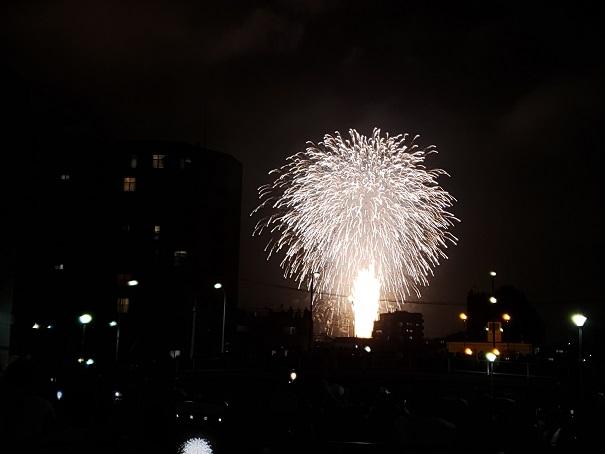 隅田川花火大会の花火