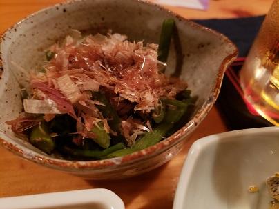 山菜のシドケ