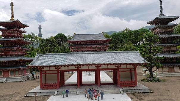 奈良のお寺?京都?