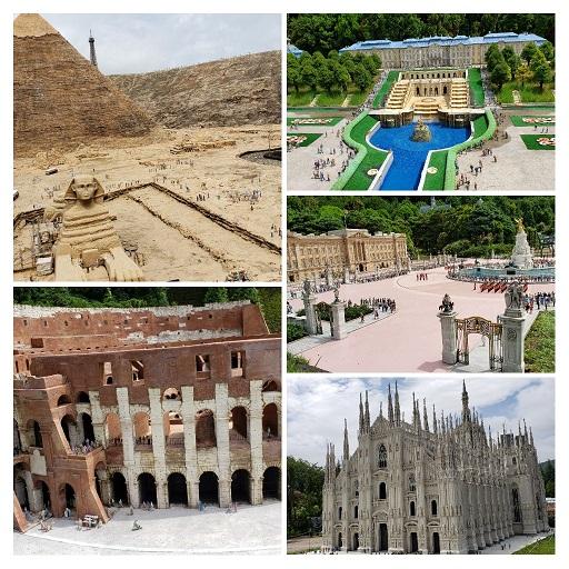 エジプト、イタリアなどの世界遺産