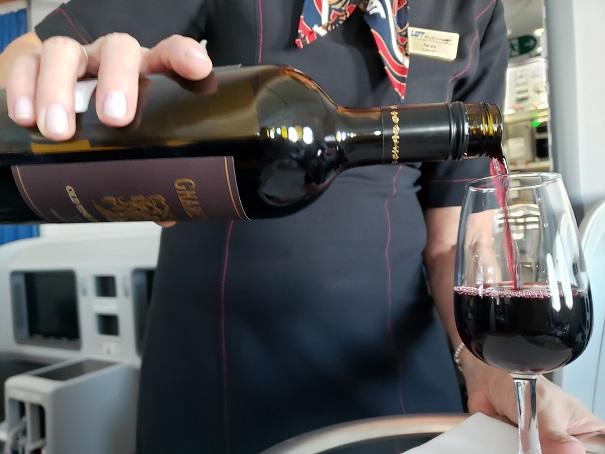 ワインはジンファンデル