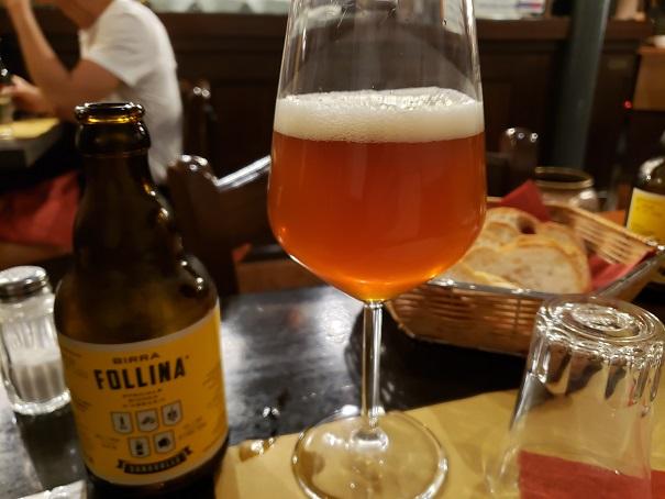 ヴェネトのビールで乾杯!