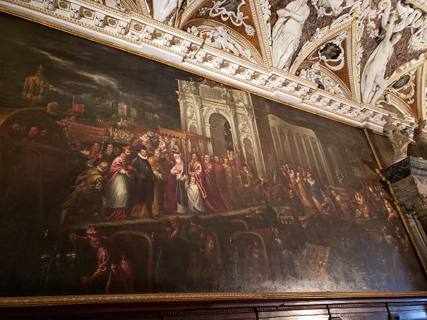 ヴェネツィアに赴いたハインリッヒ三世