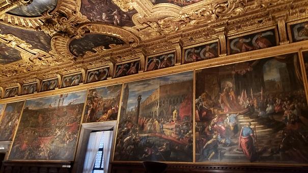 大評議会の部屋