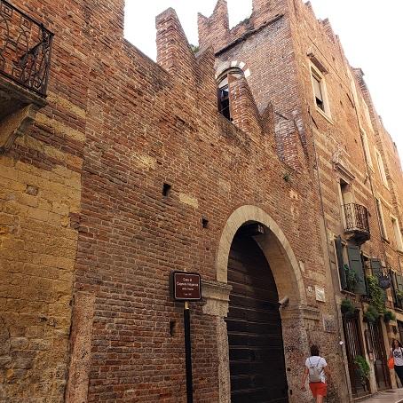 ロミオの家