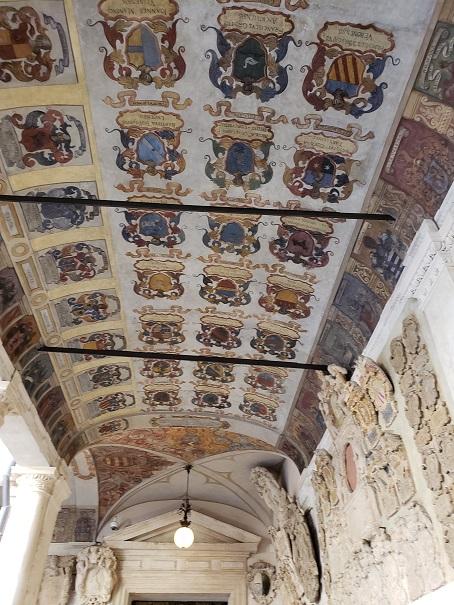 天井の家紋