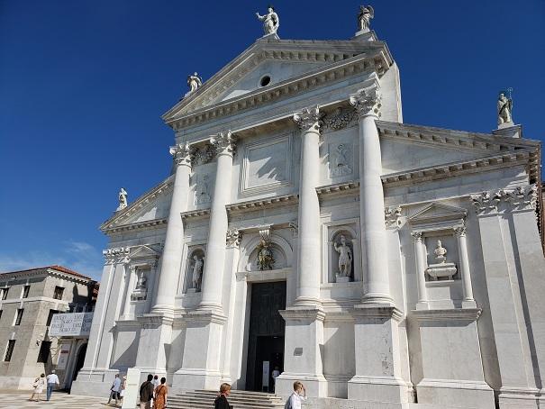 サンジョルジョ・マッジョーレ教会