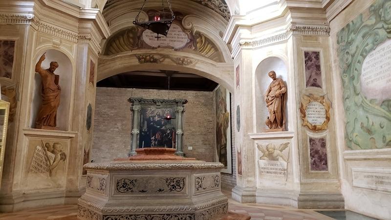 サンタジュスティーナ修道院