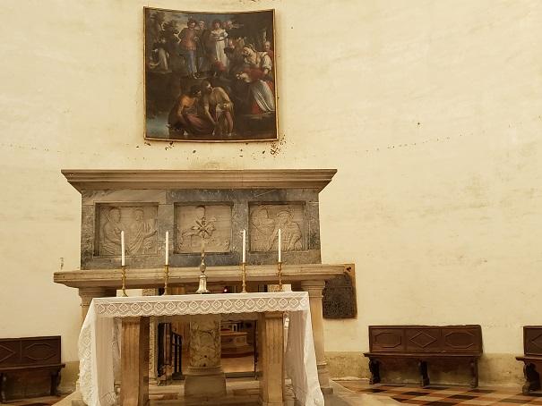 聖マティウスの墓