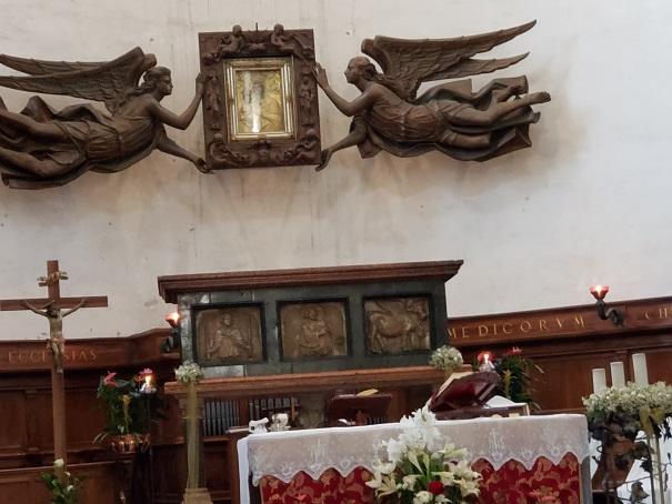 聖ルカの墓