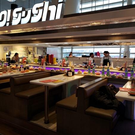 回転寿司店舗