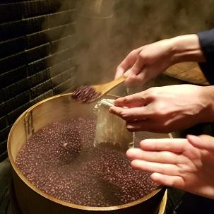 煮小豆のおかま