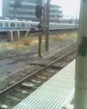 [鉄道][鉄道写真][電車]JR川越線の信号と東武8000系