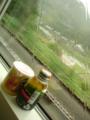 鉄道の旅にはおやつが欠かせない