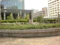 青空ランチ@築地銀座公園。久し振りにながなが日光浴〜