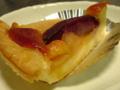 そ〜だ!昨日アップルパイ食べたんだ、トースターで温めて。